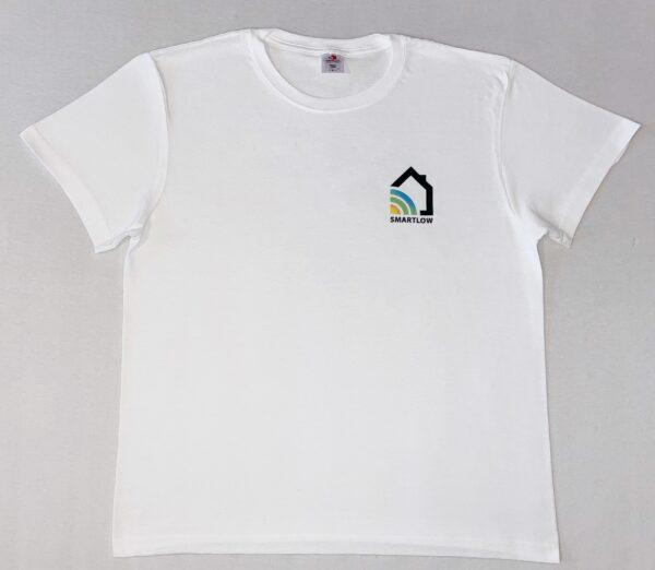 Tričko SMRTLOW (biele)